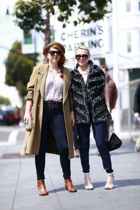 Valencia Street, Quick Shots, San Francisco, street fashion, street style, women,