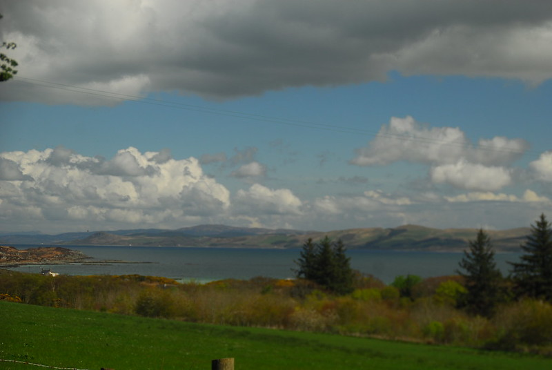 View from Gigha,God's island