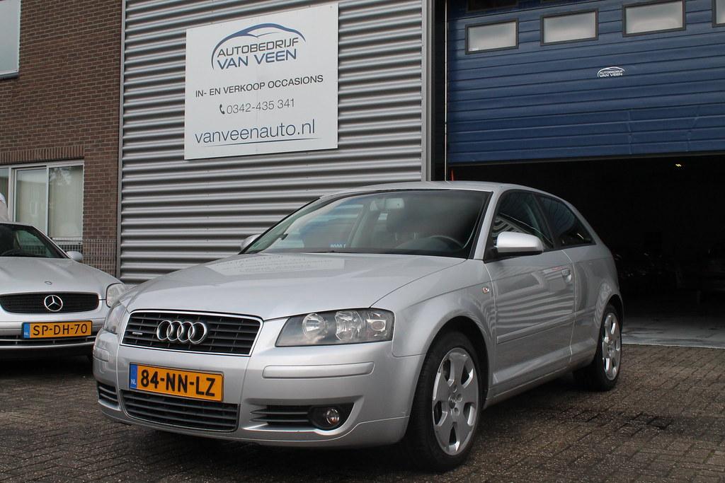 Foto Audi A3 3.2 V6 Quattro DSG