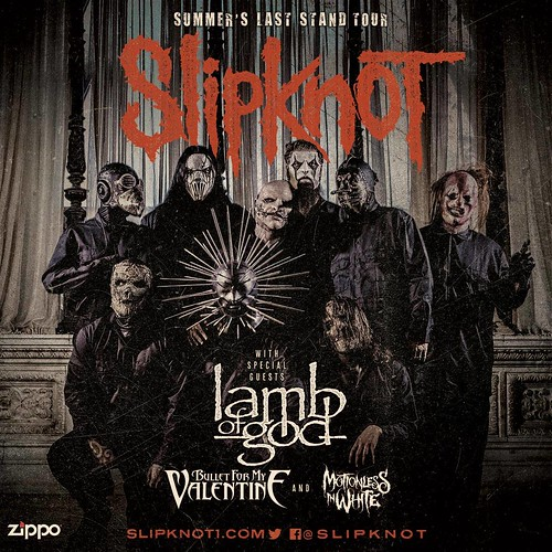 Slipknot at Jiffy Lube Live