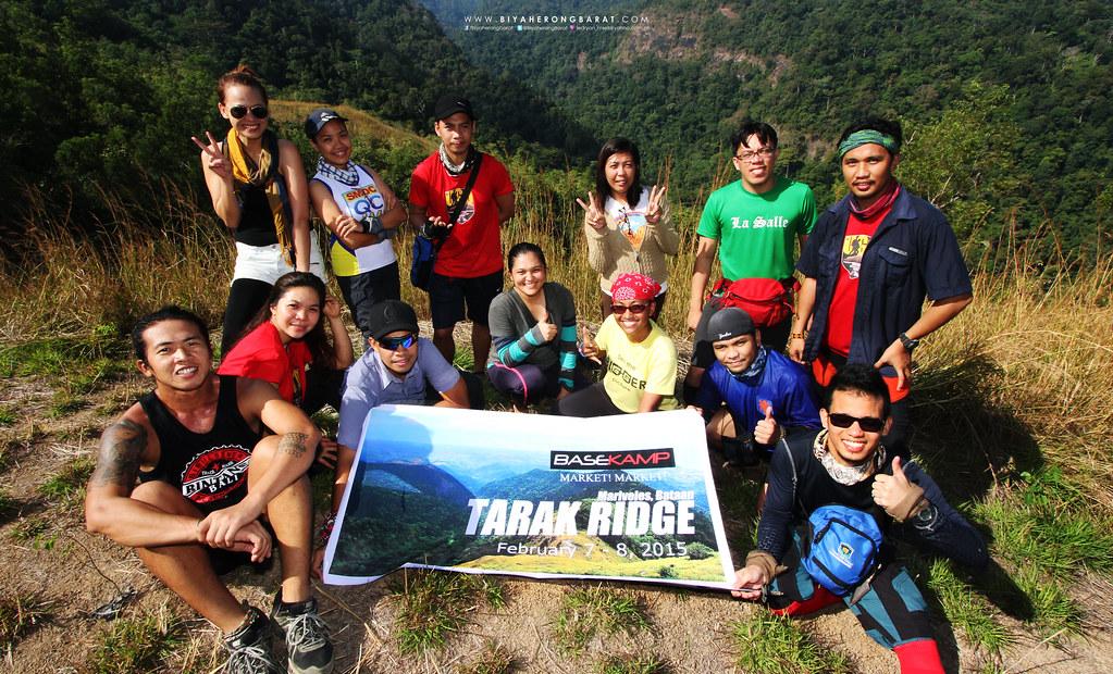 Mount Tarak Climb Mariveles Bataan