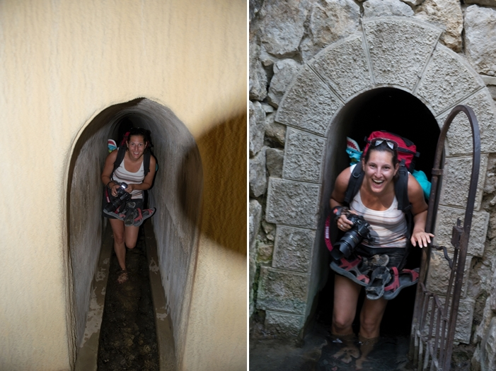 Rhodos_Epta Piges_05_Tunnel