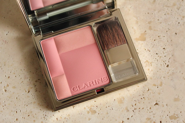 clarins blush sweet rose review
