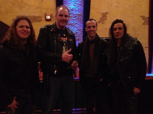 01/24/15 Extreme @ The Space at Westbury, Westbury, LI, NY (Pat Badger/ Officer Metalhead/ Gary Cherone/ Nuno Bettencourt)