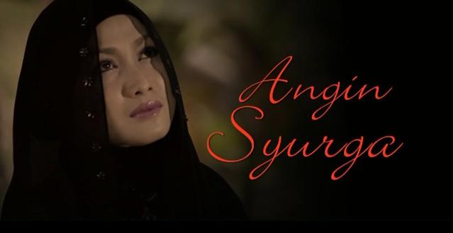 poster Angin Syurga