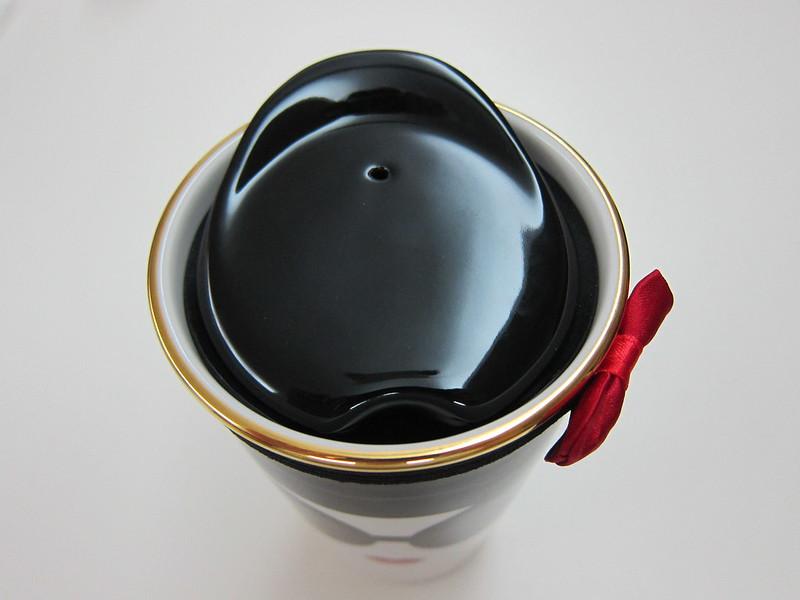 Starbucks alice + olivia Design Collection - Ceramic Mug Top