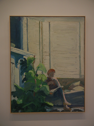 DSCN9103 _ Figure by Window, 1962, Paul Wonner, Anderson Collection