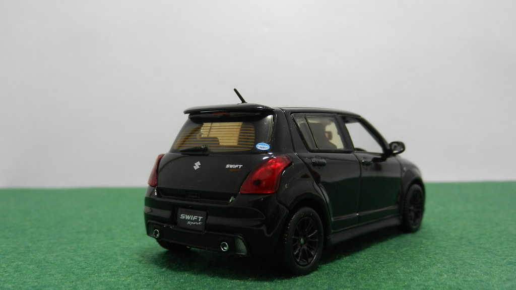 1 43 suzuki swift sport 2007 by pct collectibles dx 1 43 and smaller. Black Bedroom Furniture Sets. Home Design Ideas