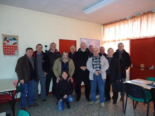 Fédération : L'assemblé générale de la Fédération des boules plombées du 01/02/2015.