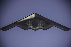 lockheed martin f-22 raptor(0.0), lockheed sr-71 blackbird(0.0), fighter aircraft(0.0), aircraft engine(0.0), aviation(1.0), military aircraft(1.0), airplane(1.0), wing(1.0), vehicle(1.0), northrop grumman b-2 spirit(1.0), jet aircraft(1.0),