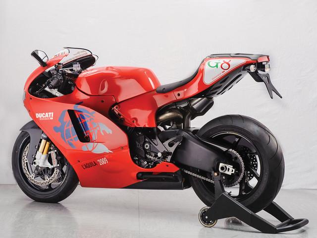 Ducati Desmosedici RR G8