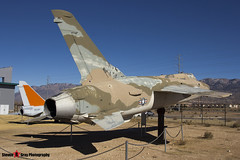61-0107 - D302 - USAF - Republic F-105D Thunderchief - National Museum of Nuclear Science & History, Albuquerque, New Mexico - 141229 - Steven Gray - IMG_1183