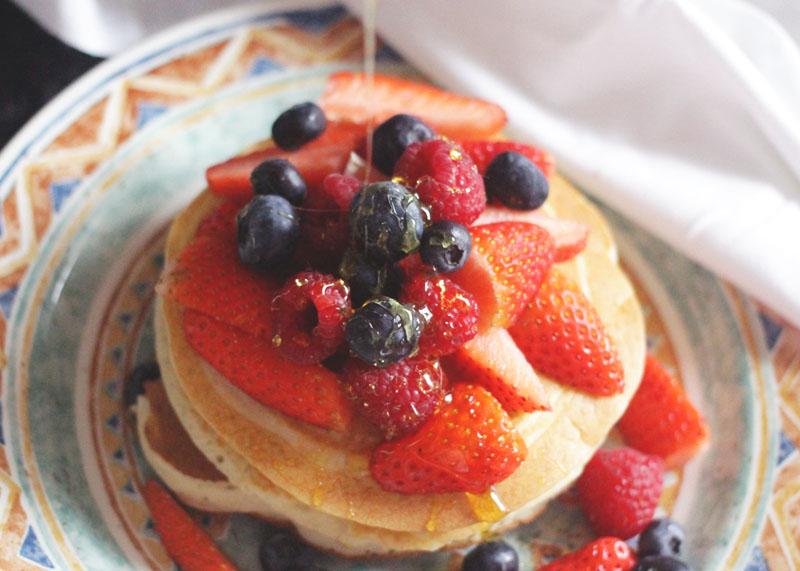 American Pancake recipe, Bumpkin Betty