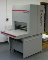 ECRM Mako 4 CTP System