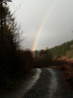 chasing rainbows around mugdock