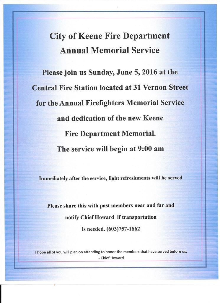 KFD Memorial