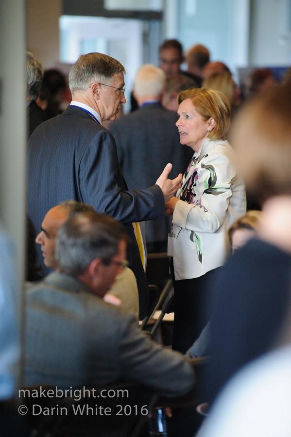 Governor General David Johnston at the AC - May 2016 062