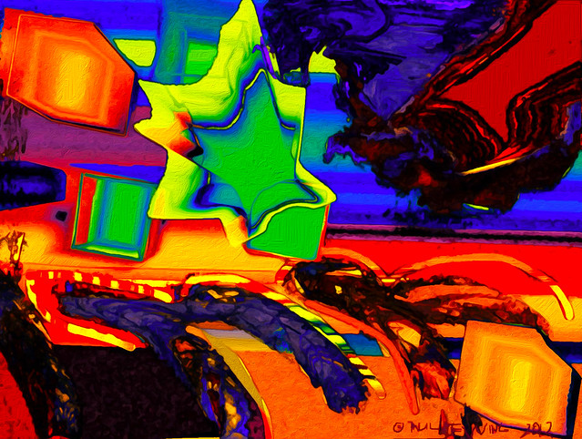 Abstract Digital Painting Redux