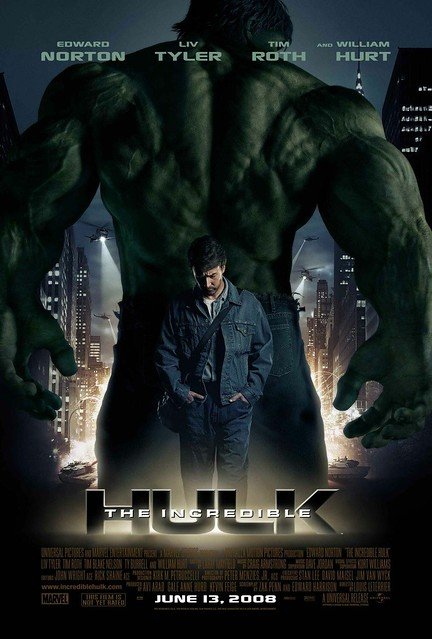 (2008) The Incredible Hulk