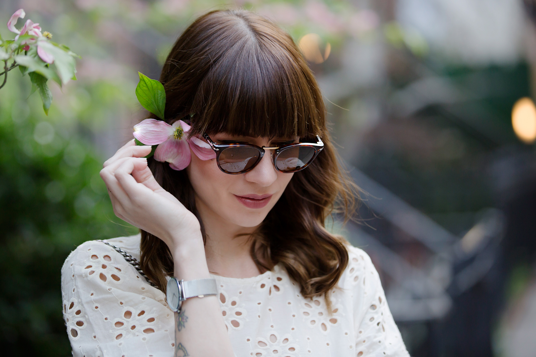 new york city streetstyle fashion fashionblogger mint&berry persol mister spex gucci dionysus luxury fashion styling look summer flowers floral cats & dogs modeblog ricarda schernus fashionblogger germany 5