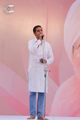 Devotional song by Ajay Bedjor from Trawari, Haryana