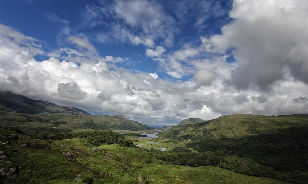Ladies View - Ring of Kerry, Ireland