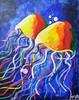 My acrylic paintings!