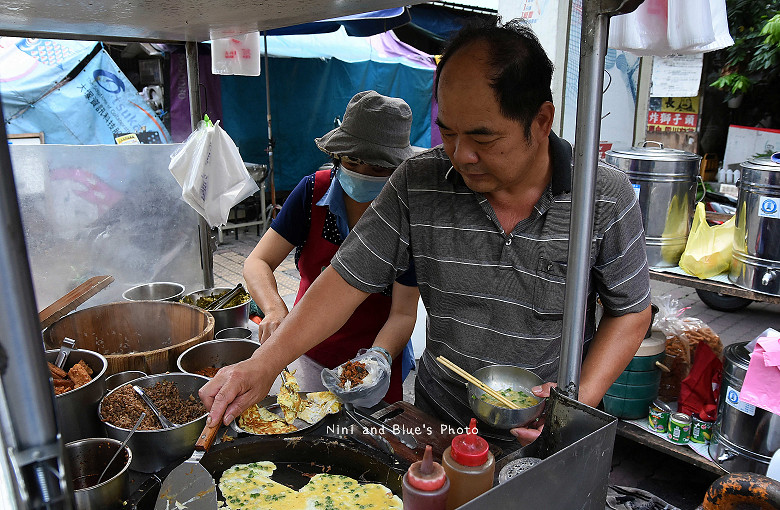 台中飯糰陜西路無名飯糰03
