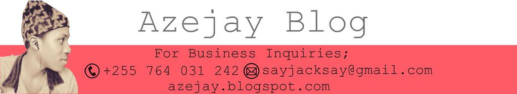 Azejay Blog