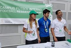 2016 - Junio (26 / 2 de Julio) – Fútbol Interno (Valdebebas)