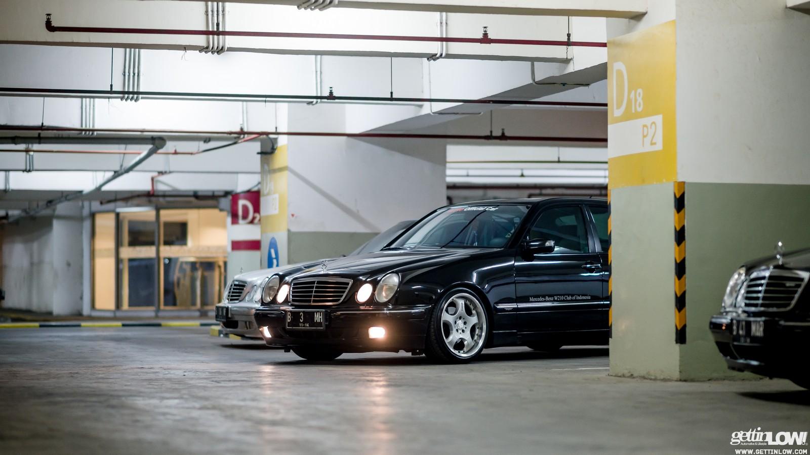Mercedes Benz W210 B 3 MH