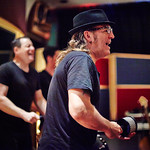 Fri, 24/06/2016 - 9:45am - Violent Femmes play for WFUV Marquee Members at Electric Lady Studios in New York City, June 20, 2016. Photo by Gus Philippas.