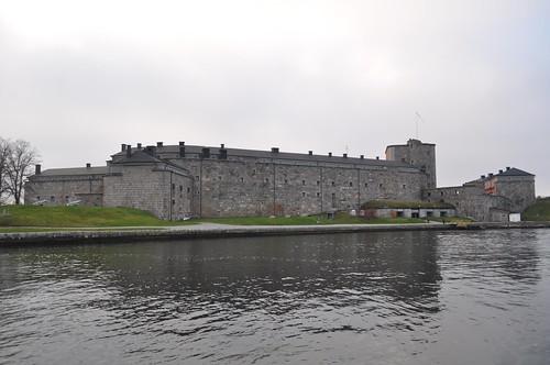 2011.11.12.308 - Stockholms skärgård - VAXHOLM - Strömma Kanalbolaget (Lilla Skärgårdsturen) - Vaxholms fästning