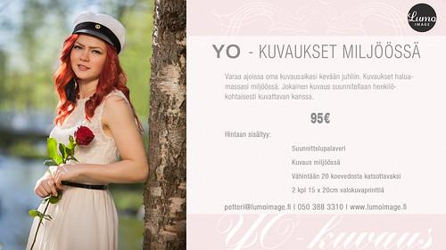 YO-kuvaustarjous 2013
