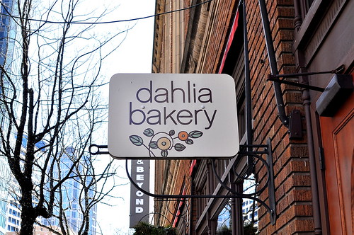 Dahlia Bakery - Seattle