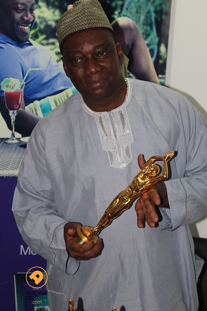 8728604083 39b07d4cff z Photos: Funny Face, Rahim Banda and other winners finally get their Ghana Movie Awards statuettes