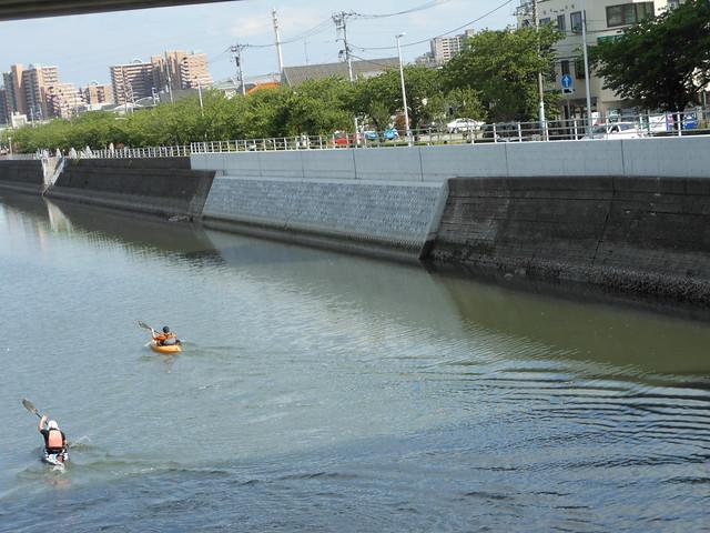 京葉線鉄橋下