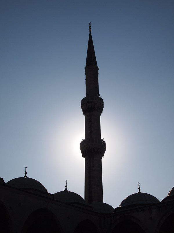 blue-minaret