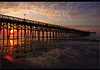 Sunrise at The 2nd Ave Pier - Myrtle Beach, SC