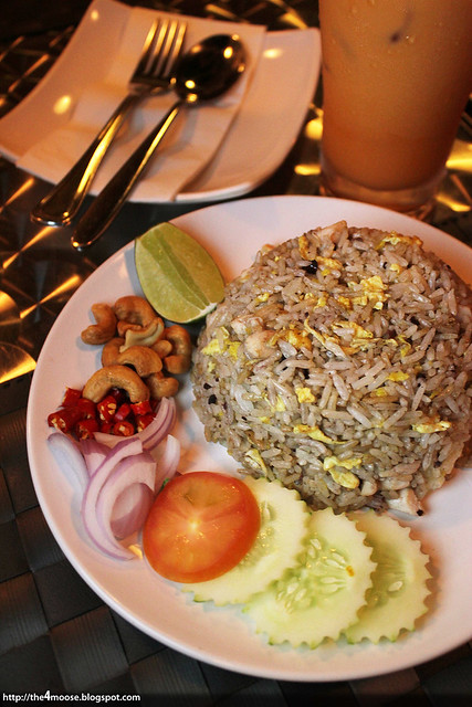 Phad Thai - Olive Fried Rice