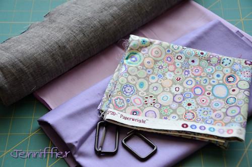 Sidekick Bag Fabric Choices