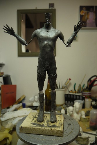 Resetting Armature