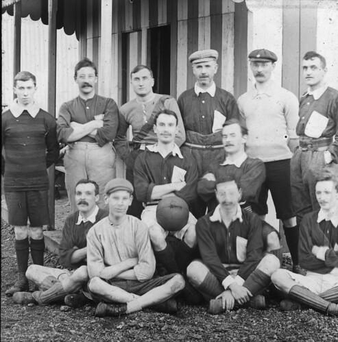 PYMA Football Team