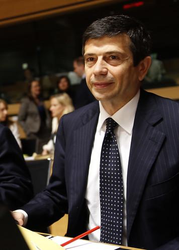Ministro Lupi al consiglio europeo dei Ministri dei Trasporti