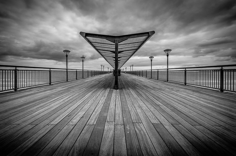 Walk the Boards (mono)