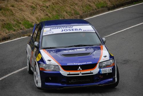 XI Rallysprint de San Miguel 2013