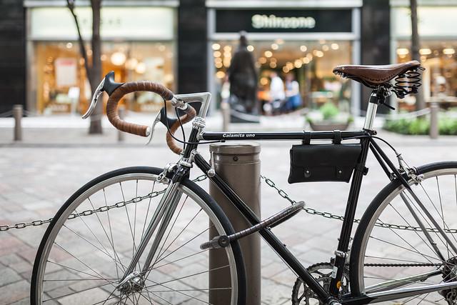 20130704_04_Tokyo Ginza Marunouchi Bicycle