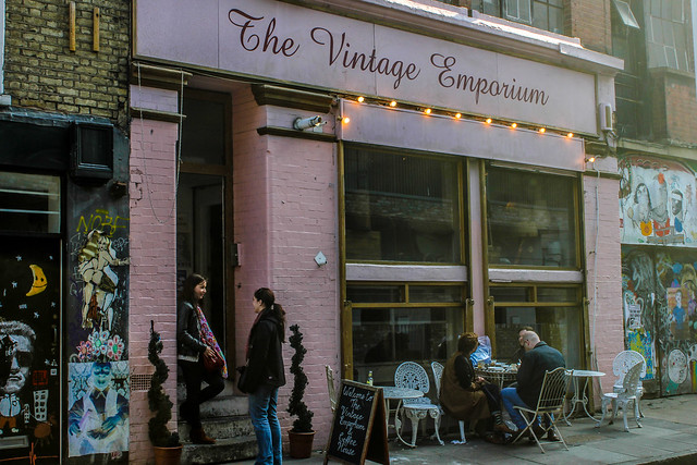 The Vintage Emporium en Londres