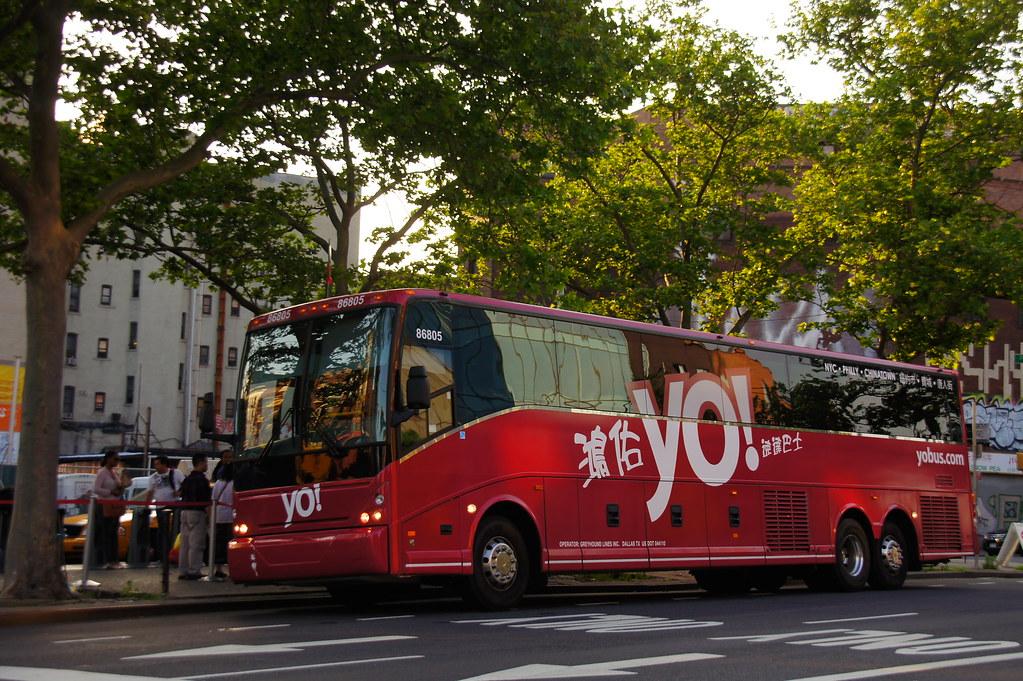 2013 Vanhool C2045 86805 Operating For Yo! Bus