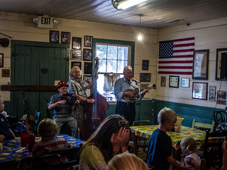 Bluegrass at Lone Star BBQ